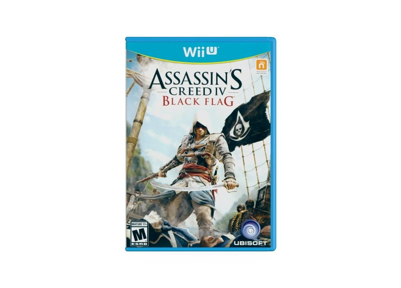 Assassin's Creed IV: Black Flag - Nintendo Wii U