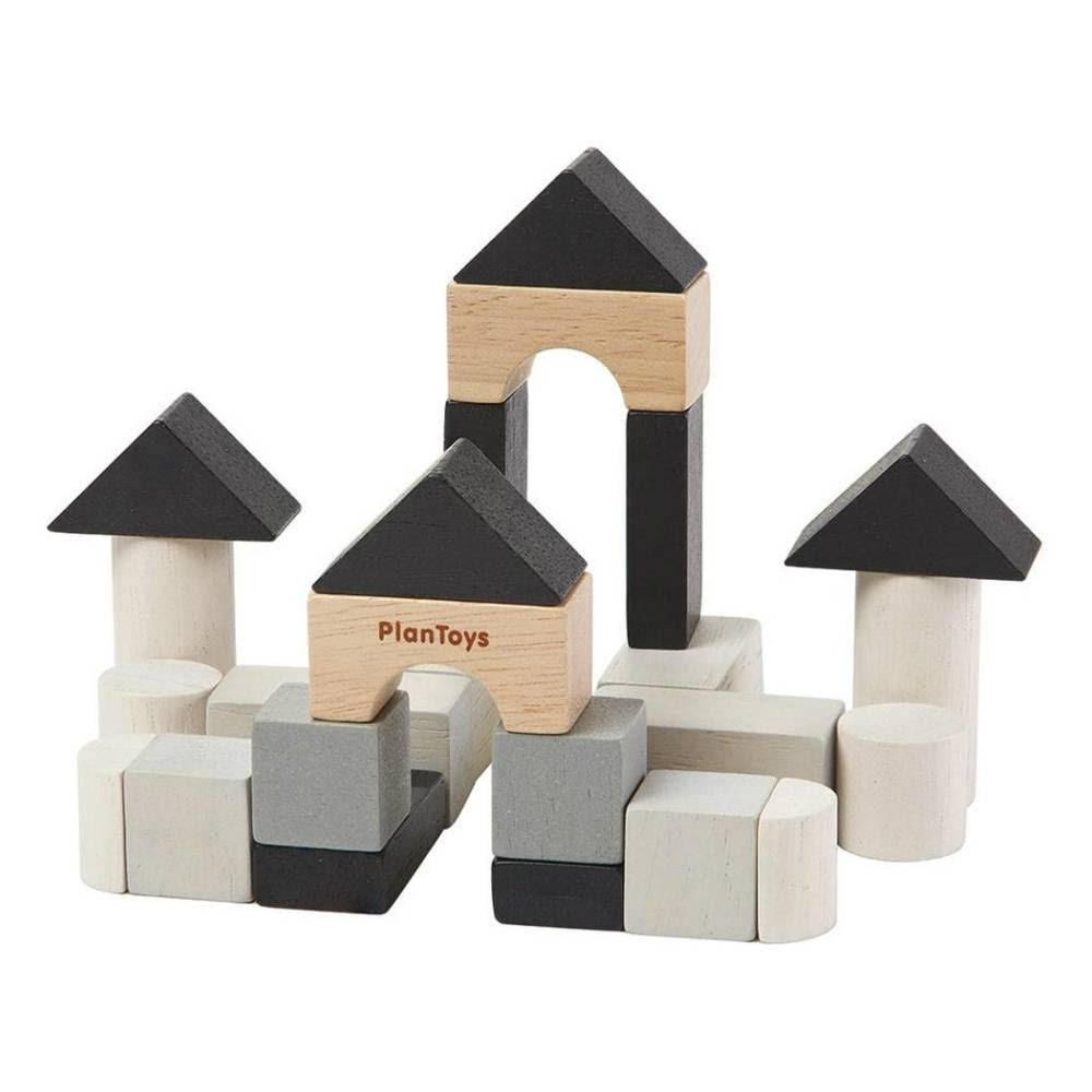 Plan Toys Mini Games Construction Set - 24pcs