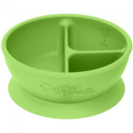 Green Sprouts Learning Bowl