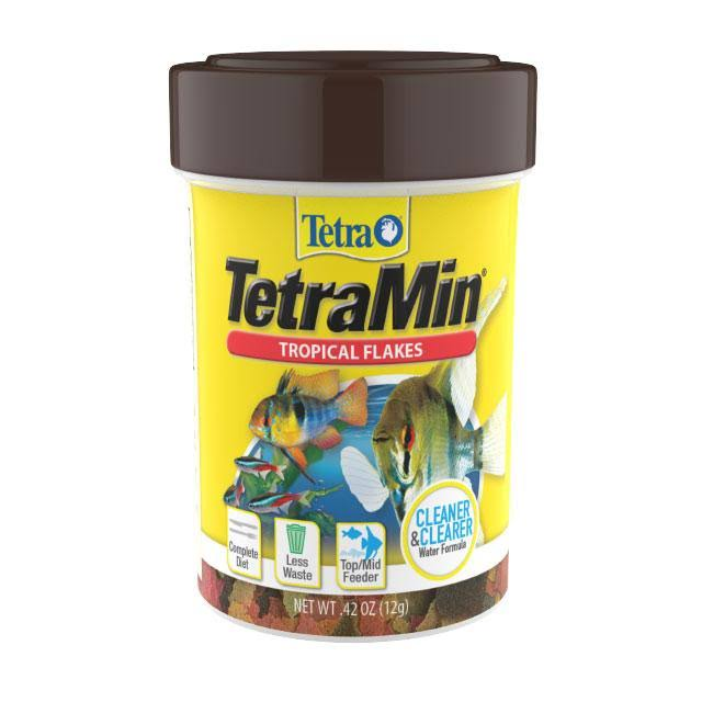 TetraMin Tropical Flakes - 0.42oz