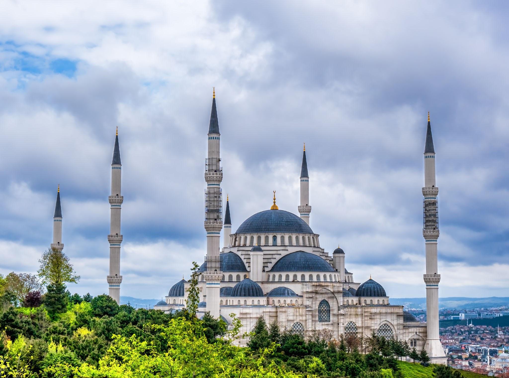 Çamlıca Mosque
