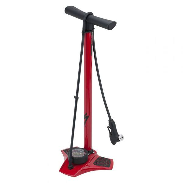 Specialized Air Tool Comp Floor Pump - Red