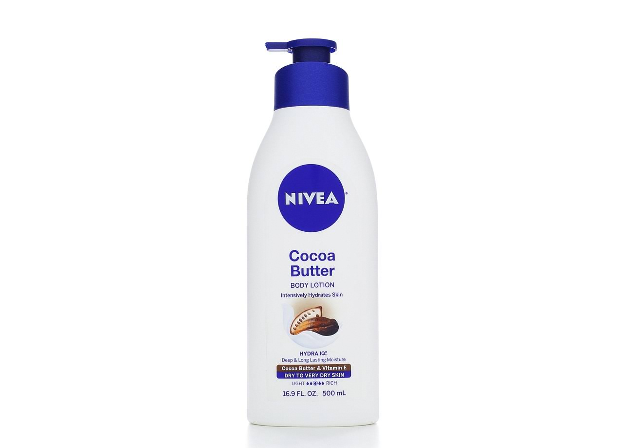 Nivea Cocoa Butter Body Lotion - 16.9 oz