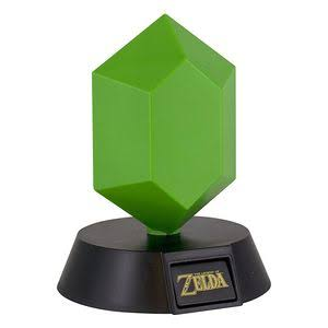 The Legend of Zelda 3D Lamp - Green