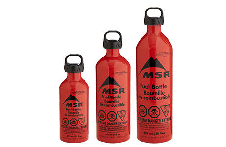 MSR Backcountry Cooking Fuel Bottle - 887ml