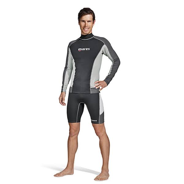 Mares Long Sleeve Trilastic Rash Guard - 3X-Large