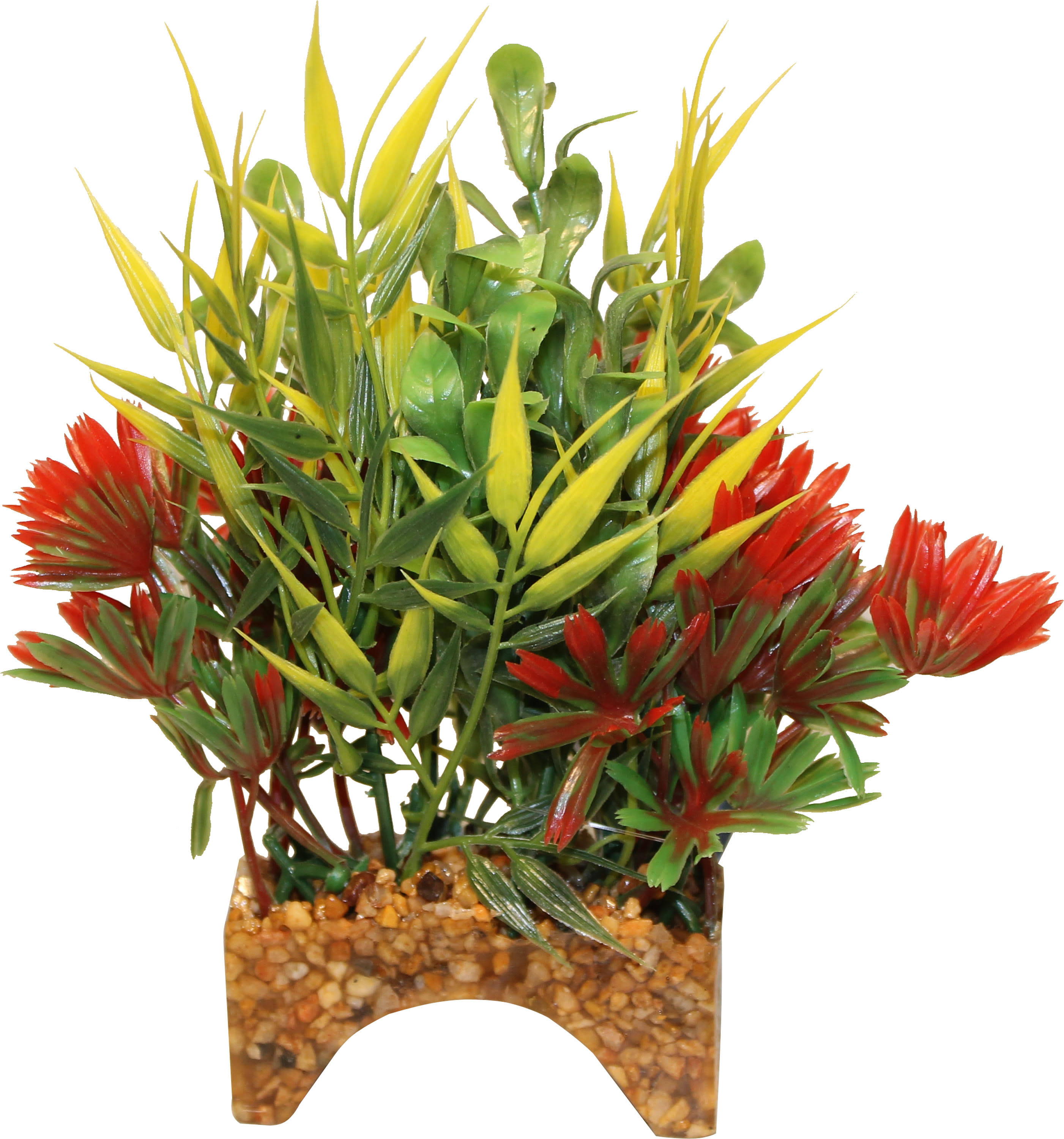 Blue Ribbon Pet Products - Archway Plant Jungle - Multi Small