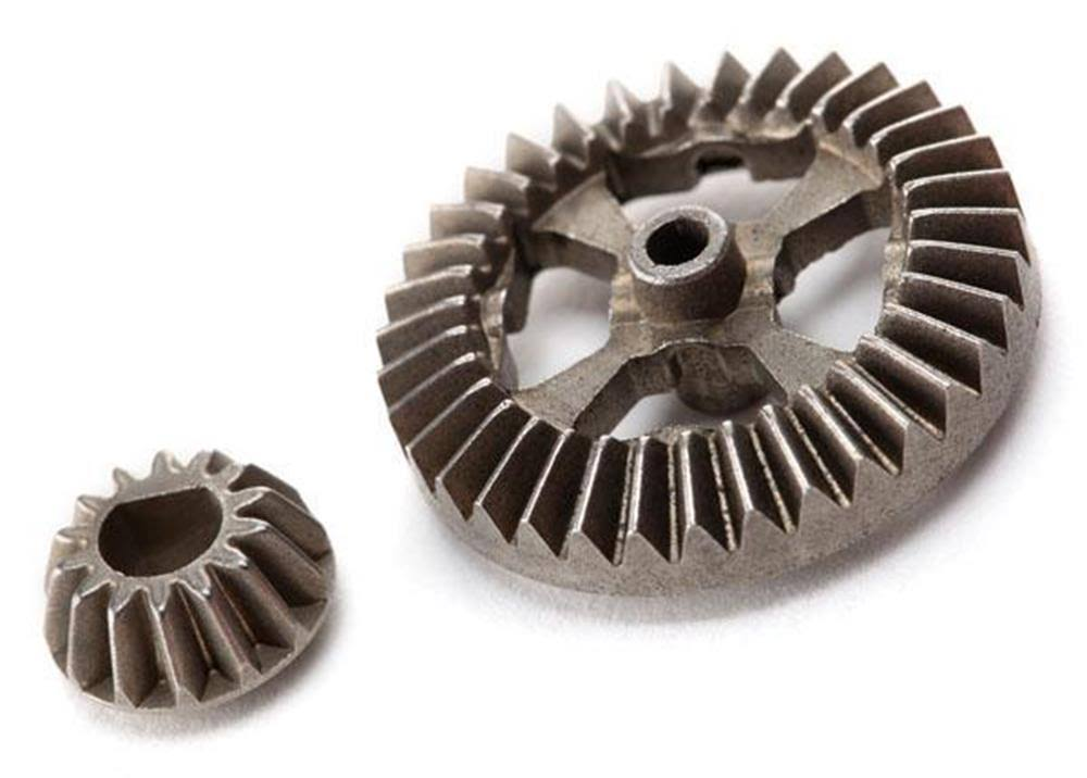 Latrax 7683 Ring Gear - Differential/Pinion, Metal
