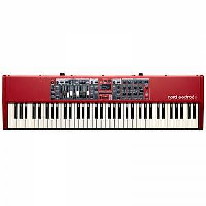 Nord Electro 6D - 73-Note Semi-Weighted Waterfall Keyboard