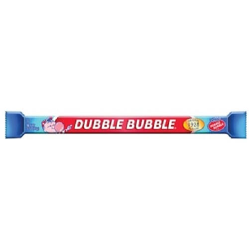 Double Bubble Big Bar Chewing Gum