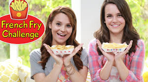 Nerdy Nummies Halloween 2015 by French Fry Challenge Rosanna Pansino Vlog Life