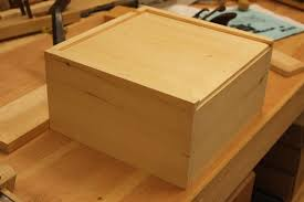 How To Make A Wooden Toy Chest by How To Make A Wooden Box With Sliding Lid