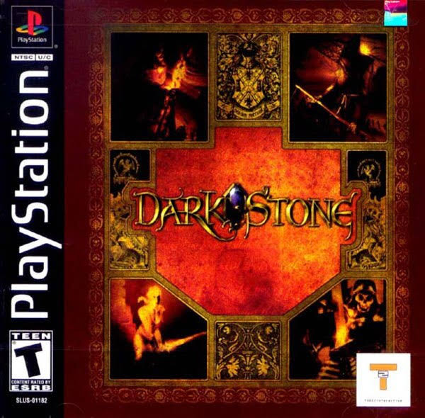 Dark Stone - Playstation 1