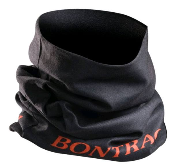 Bontrager Convertible Neck Gaitor, Black