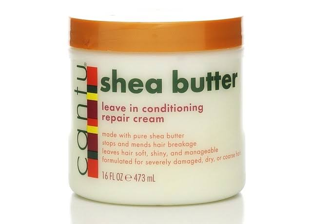 Cantu Shea Butter Leave-In Conditioning Repair Cream - 453g