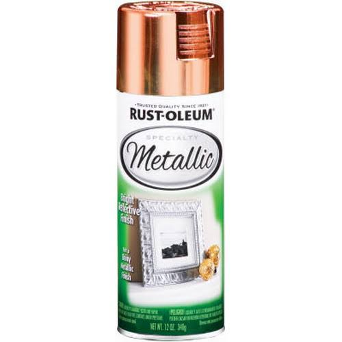 Rust-Oleum Metallic Spray - Copper, 11oz