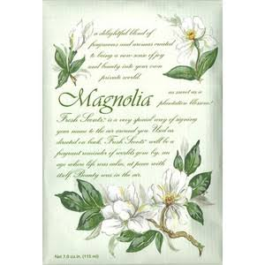 Fresh Scents Scented Sachets - Magnolia, 115ml