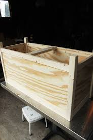 Build Wooden Toy Chest by Diy Modern Wooden Toy Box With Lid A Step By Step Tutorial