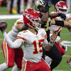 Chiefs, Patrick Mahomes hold on for win