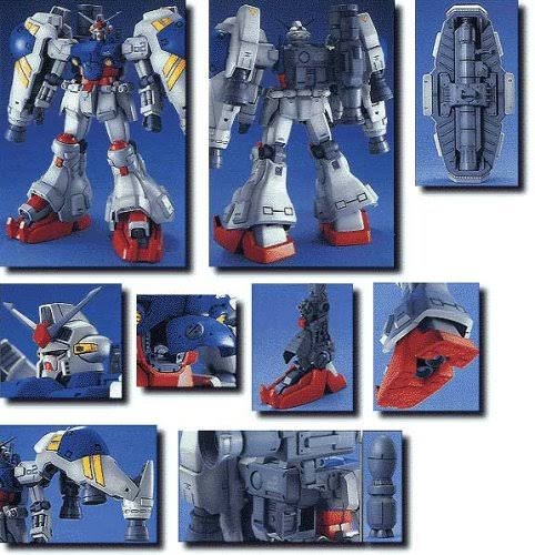 Bandai Hobby Gundam RX-78 GP02A Model Kit