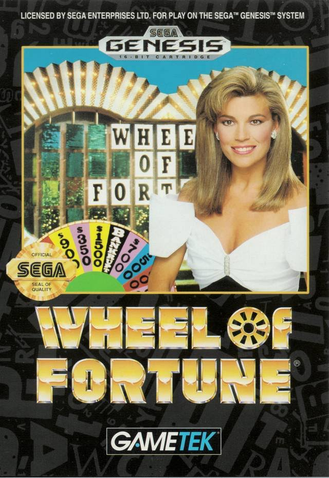 Genesis Wheel of Fortune