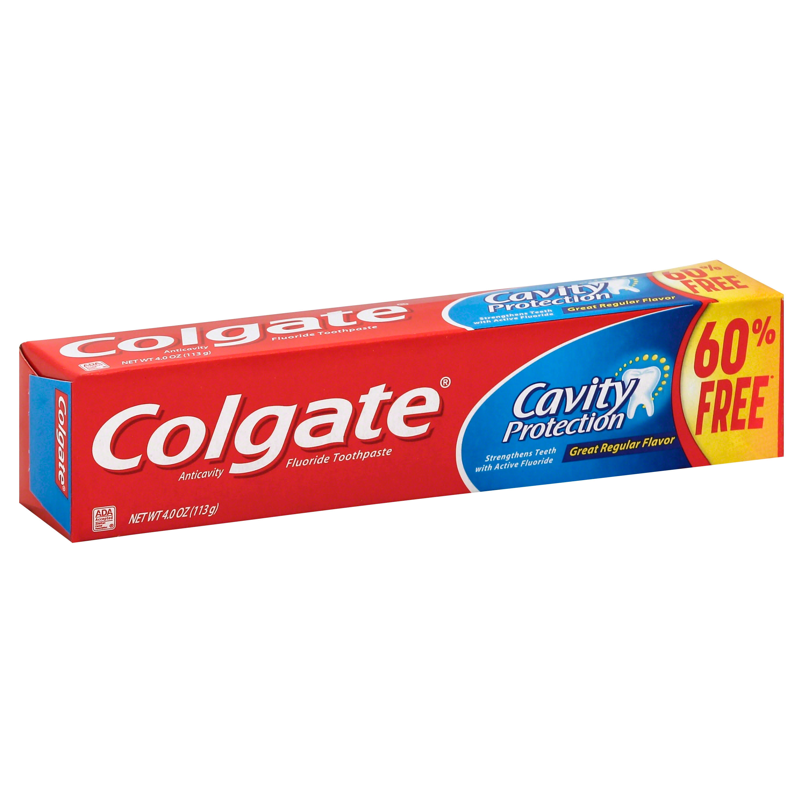 Colgate Cavity Protection Toothpaste - 4.0oz