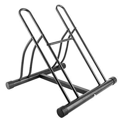 Slime 2 Bike Stand Parking Rack - Black