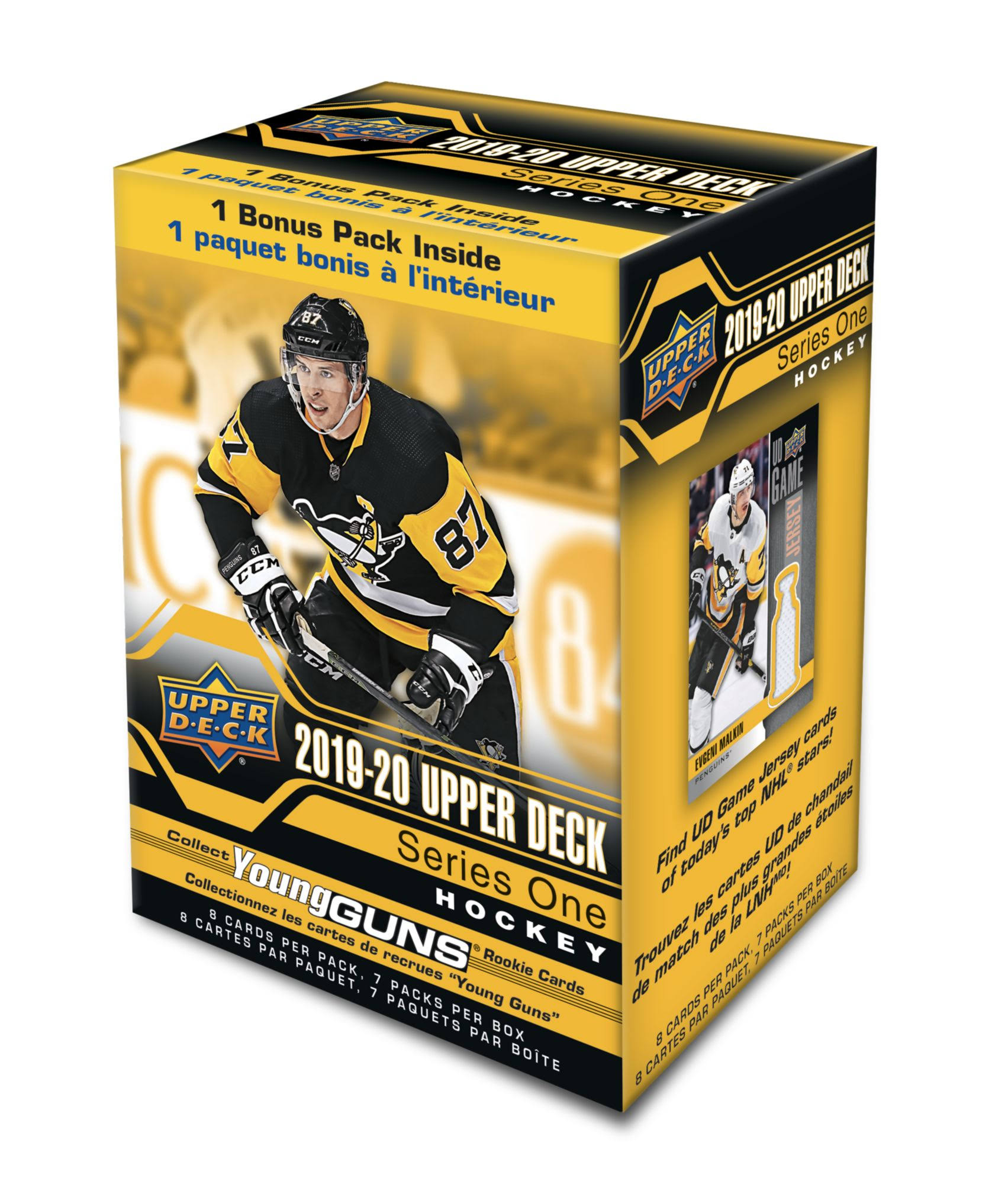 Upper Deck Series One Hockey Blaster Box