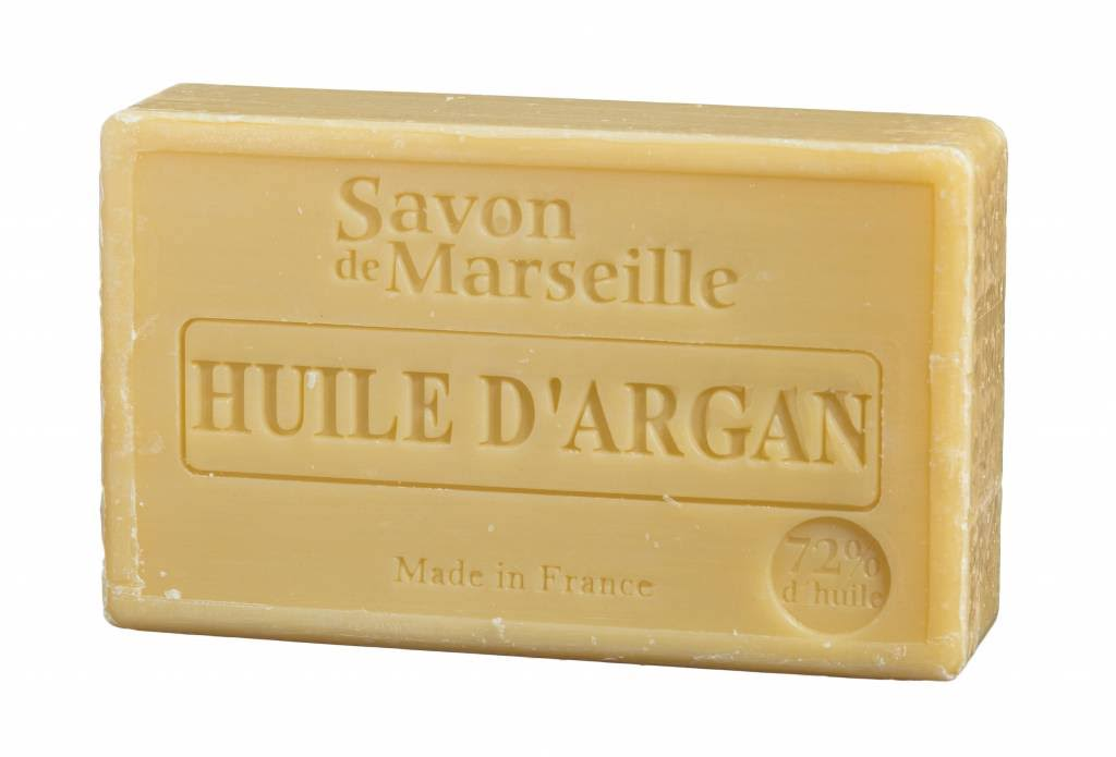 Savon de Marseille Argan Oil French Soap