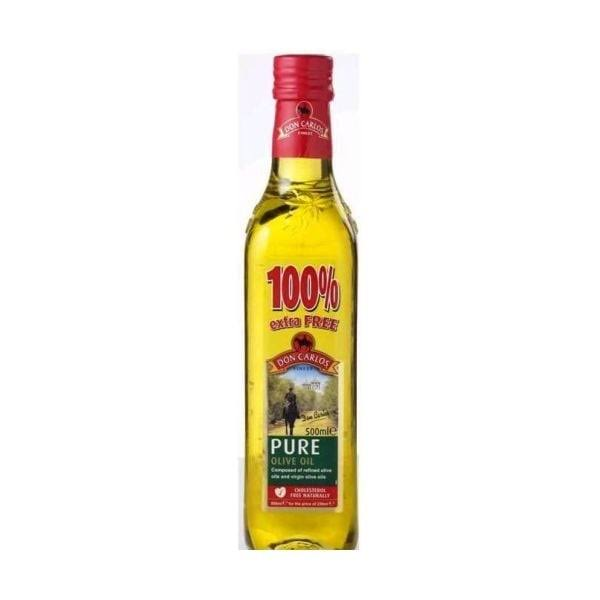 Don Carlos Pure Olive Oil - 250ml