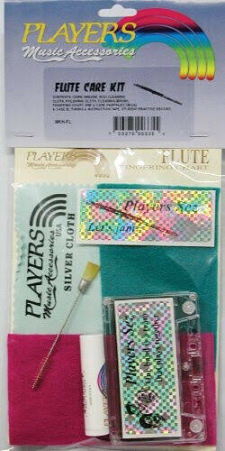 Players MKHFL-SS Suprsavr Flute Care Kit