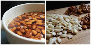 Soaking Pumpkin Seeds In Saltwater by Super Charged Snack Almonds Soaked U0026 Dehydrated Real Food Carolyn