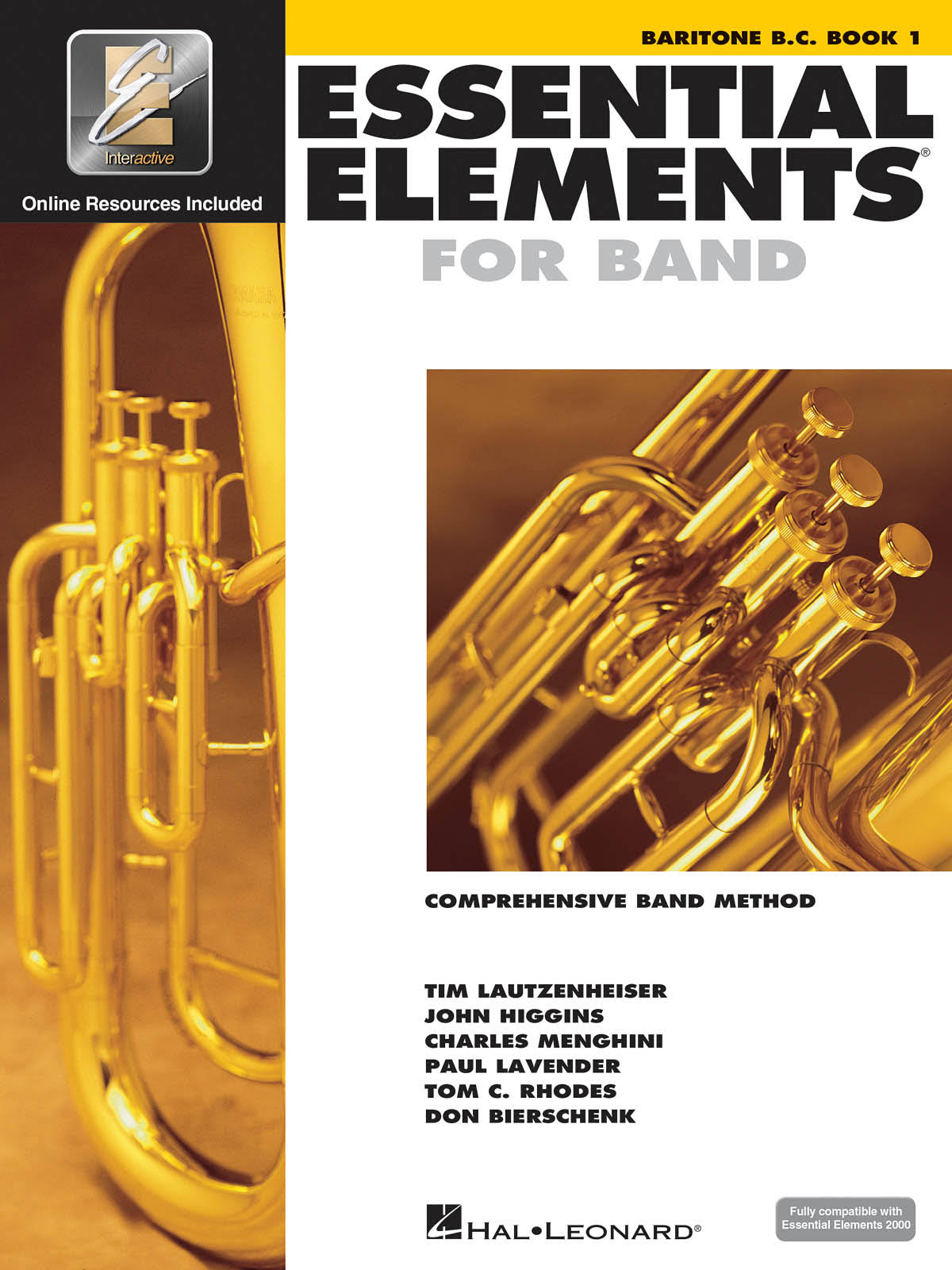 Essential Elements for Band: Book 1 with EEi - Hal Leonard