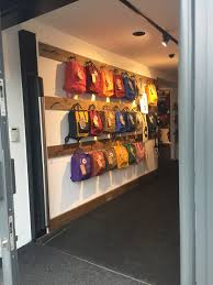 Christmas Tree Shop Riverhead Opening by This Picture Shows A Backpack Display At A Fjallraven Store In