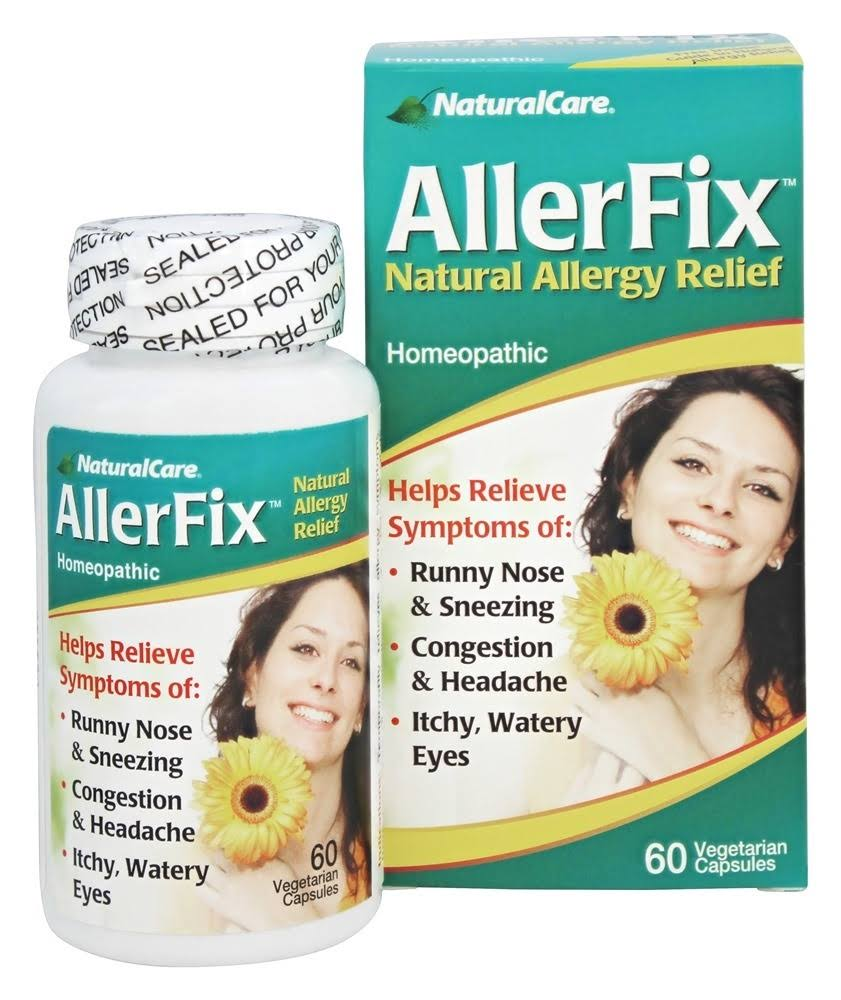 Natural Care AllerFix Allergy Relief - 60ct