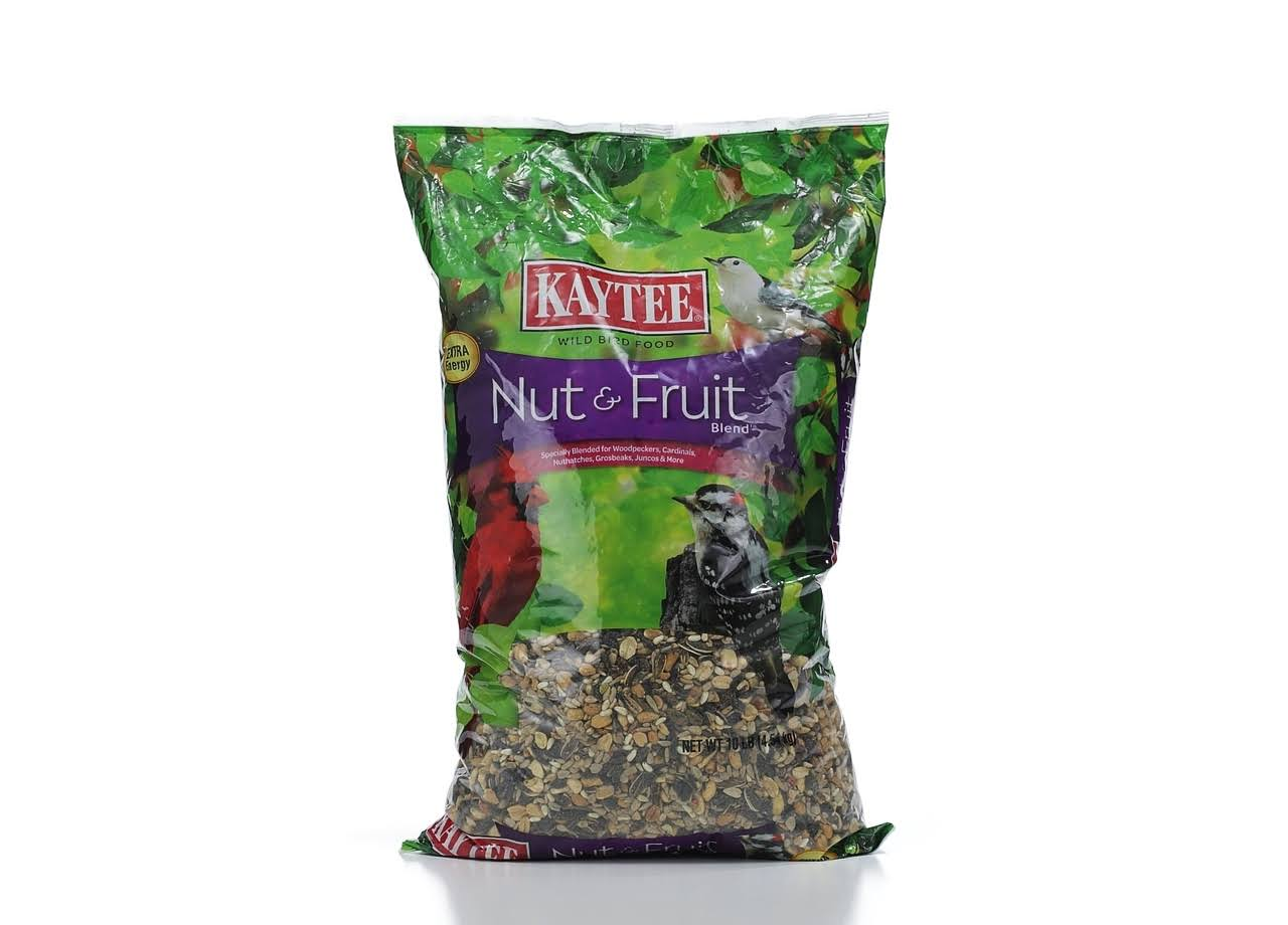 Kaytee Nut & Fruit Blend Bird Food