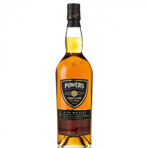 Powers John's Lane Single Pot Still Irish Whiskey - 700ml