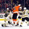 Bruins pregame notes: Trying to stop the Flyers