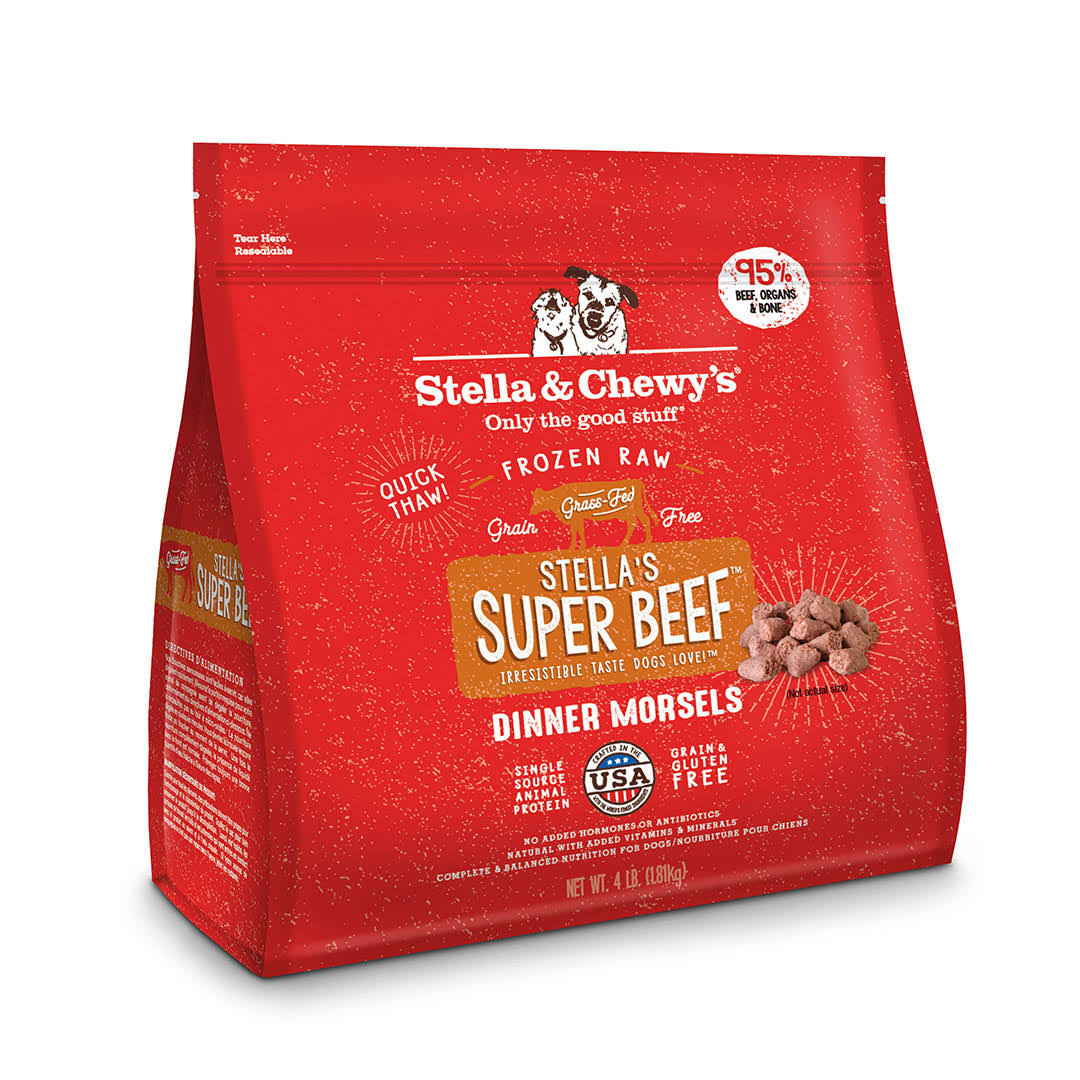 Stella & Chewy's Stella's Super Beef Dinner Morsels
