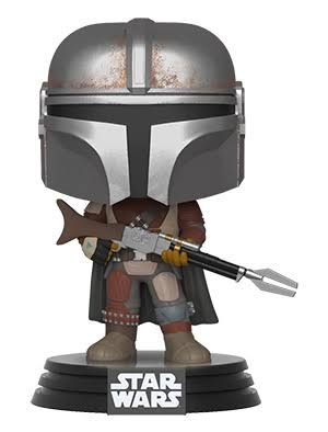 Funko Pop! Star Wars Vinyl Figure - The Mandalorian