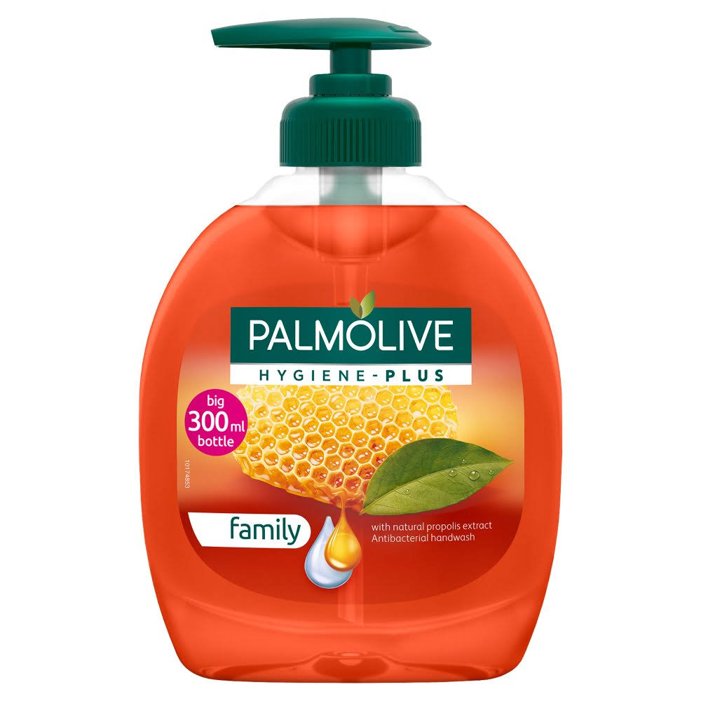 Palmolive Hygiène plus - Soap / cream - gel - pump bottle - 300 ml - antibacterial
