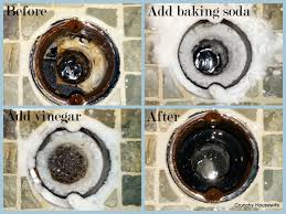 Natural Remedy For Clogged Bathroom Drain by Diy Drain Elbow Grease U2013 Crunchy Housewife