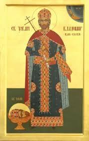 Прослава празника Светог Јована Владимира (најава)