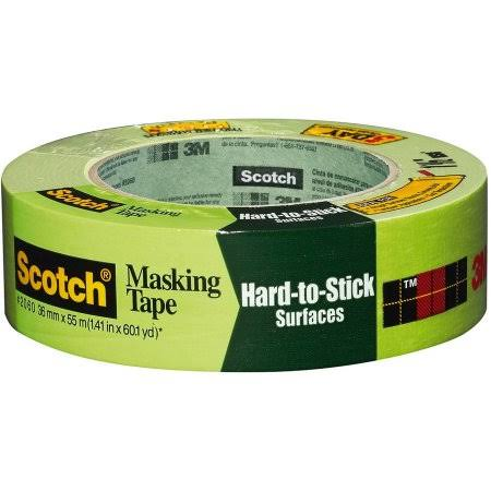 "3M Scotch Masking Tape - 1 1/2"" x 60yd"