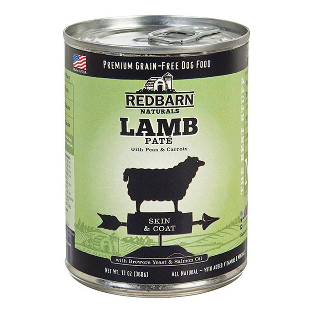 Redbarn Naturals Dog Food - Lamb