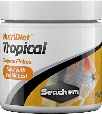 Seachem Nutridiet Tropical Flakes