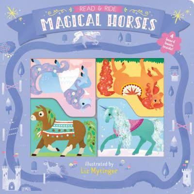 Read and Ride: Magical Horses - Chronicle Books