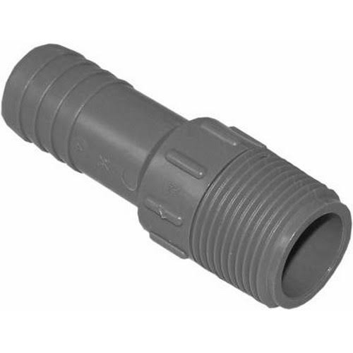 Genova Products #350407 Insert Male Adapter - 3/4""