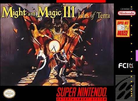 Might and Magic III Isles of Terra