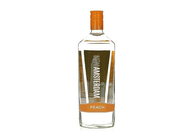New Amsterdam Vodka - Peach